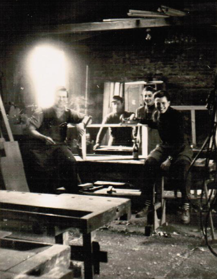 Küchenstudio Schmitz Historie aus dem Jahr 1932