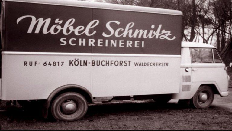 Lieferwagen Möbel Schmitz