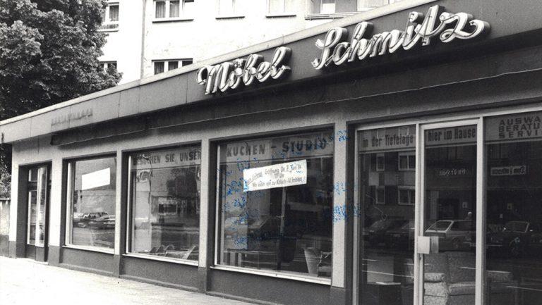 Küchenstudio Schmitz Ladengeschäft in Köln